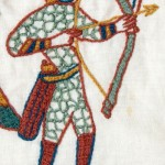 Bayeux Tapestry Archer