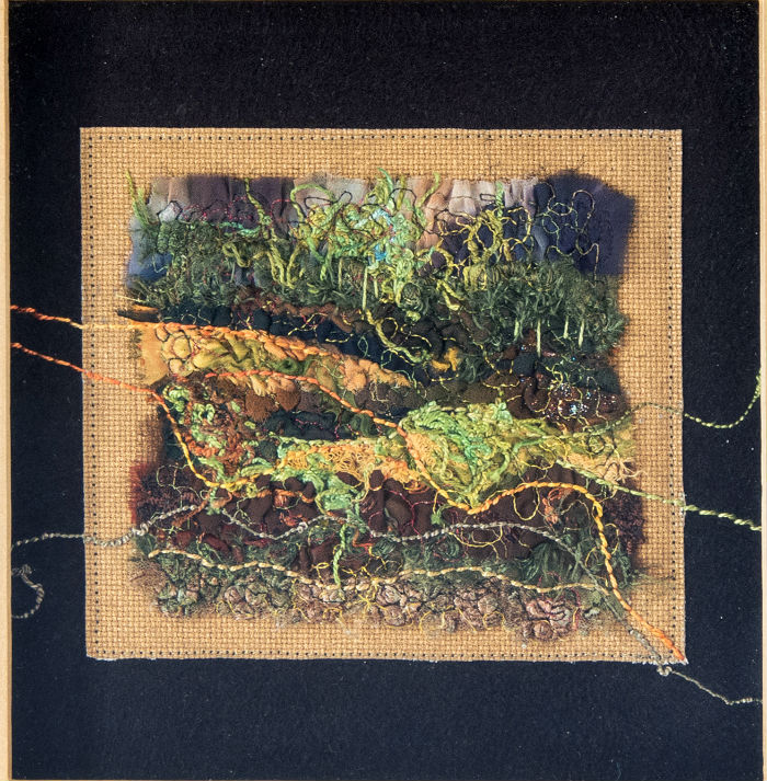 Contemporary embroidery by doreen grey embroiderers