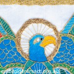 Goldwork Eagle