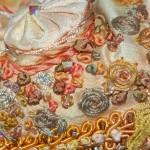 Detail of Suzanne Clarke Purse