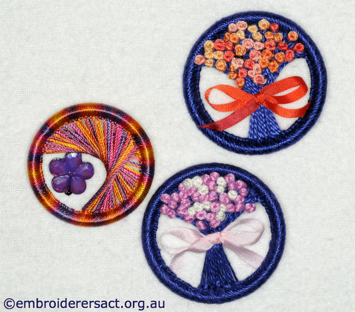 Quilting Guild Challenges Dorset Buttons ...