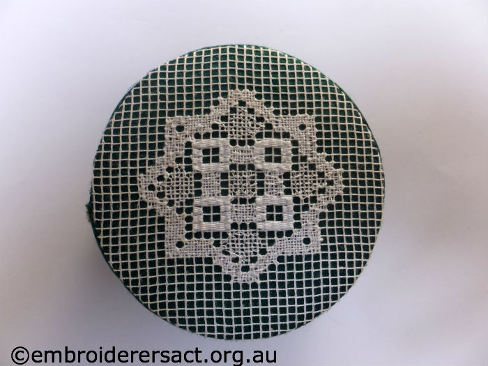 Needlelace Box