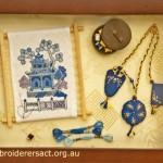 Needlework in Miniature