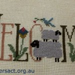 Welcome Cross Stitch