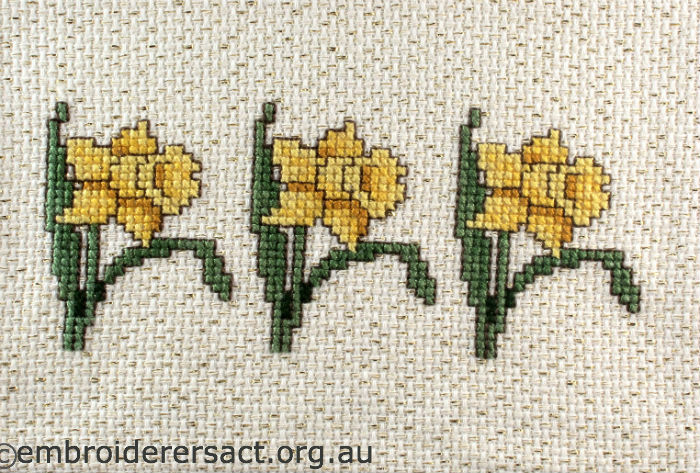 Spring Daffodils by Tracey Kent