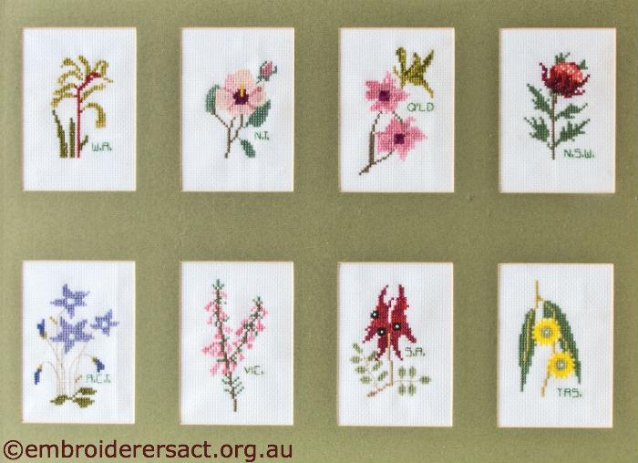 State Floral Emblems