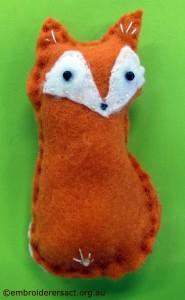 Emily fox feltie