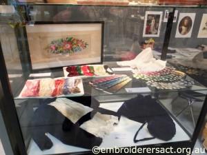 Glass cabinet Museo Glauco Lombardi