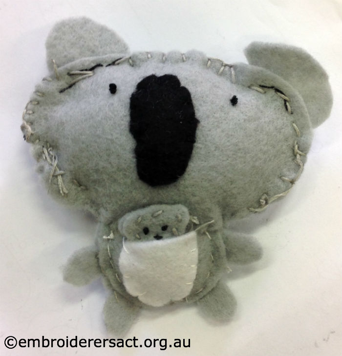 Koala Feltie