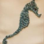 Beaded Seahorse