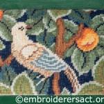 Canvaswork Bird