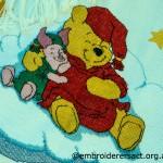 Winnie the Pooh afghan