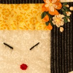 Detail of Japanese Quilt Block