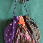 Drawstring Contemporary Bag