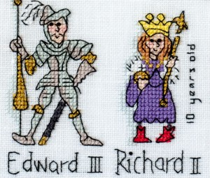 Edward III and Richard II