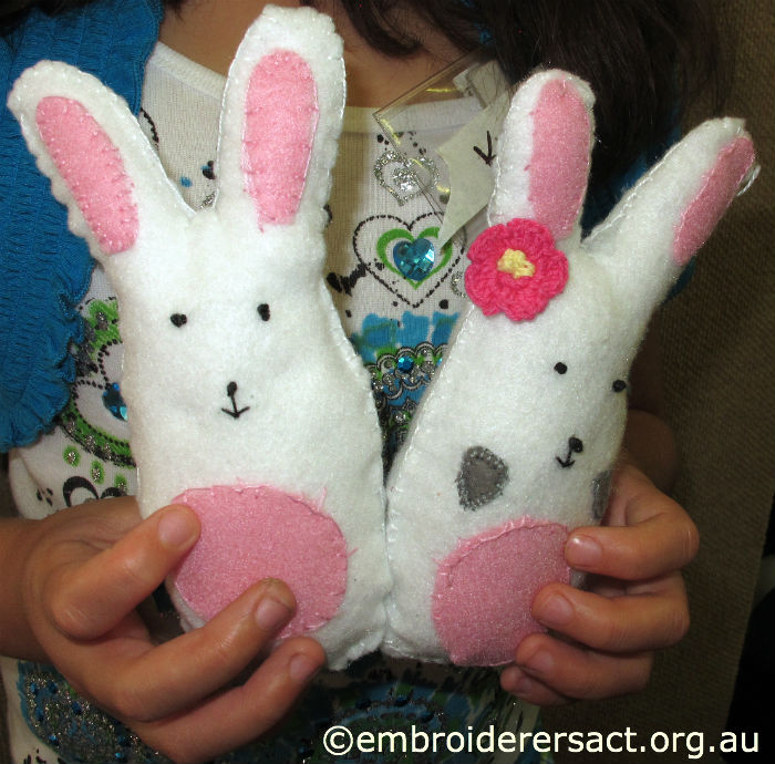 Rabbit Felties
