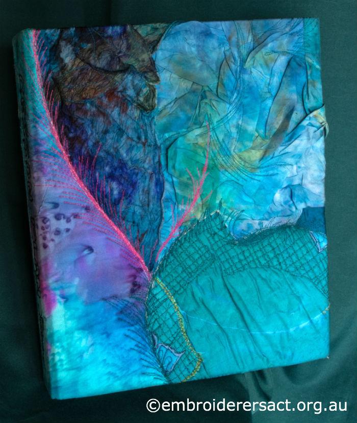 Stitched Folder