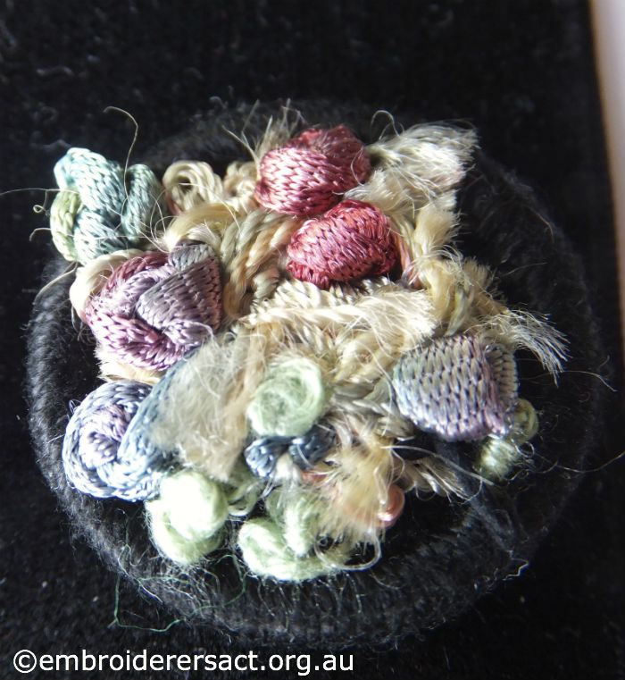 Textured Dorset Button