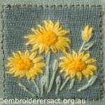 Yellow Paper Daisies