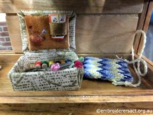 Crafty Tadpole Dollhouse 12 by Doreen McGregor