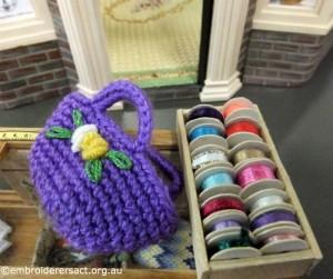 Crafty Tadpole Dollhouse 14 by Doreen McGregor