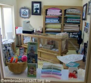 Crafty Tadpole Dollhouse 3 by Doreen McGregor