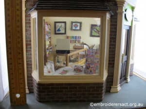 Crafty Tadpole Dollhouse 6 by Doreen McGregor