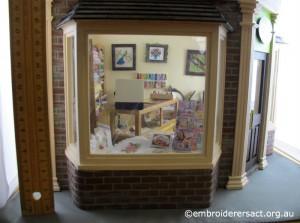 Crafty Tadpole Dollhouse 6 by Doreen McGregor