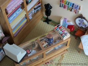 Crafty Tadpole Dollhouse 7 by Doreen McGregor