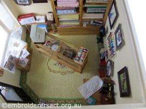 Crafty Tadpole Dollhouse No. 4 by Doreen McGregor