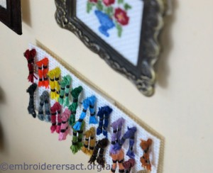 Crafty Tadpole Dollhouse by Doreen McGregor