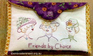 Evelyn Foster - Friends by Choice
