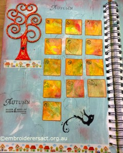 Journal 3 by Patricia Fowler