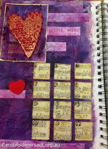 Patricia Fowler Journal 1