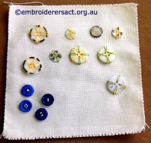 Buttons by Annette Dziedzic