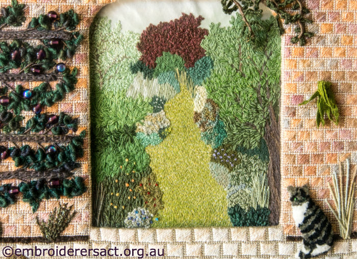 Stitchery of Walled Garden