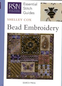 Cover page of Bead Embroidery