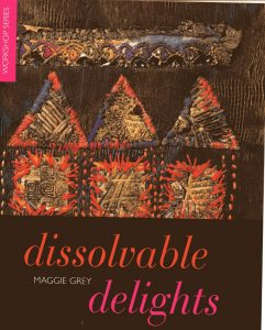 Cover page of Dissolvable Delights