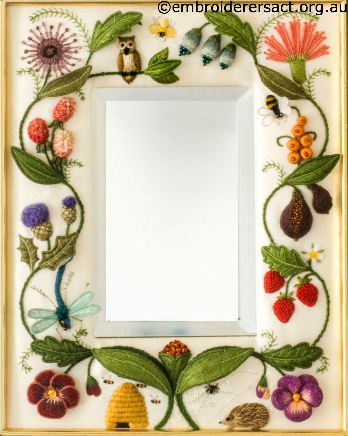 Jane Nicholas Mirror