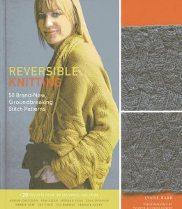 Cover page of Reversible knitting
