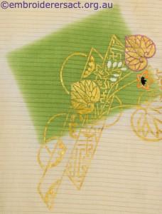 Detail 12 from Keikos Obi