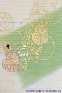 Detail 7 of Keikos Obi
