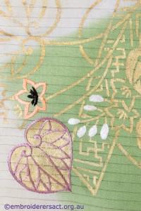 Detail 8 of Keikos Obi