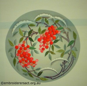 Japanese Embroidery from Italia Invita 2