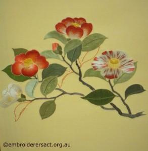 Japanese Embroidery from Italia Invita