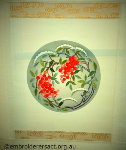 Japanese Embroidery from Italia Invita 3