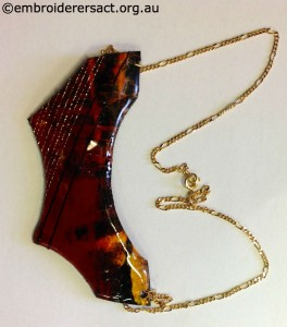 Necklace 2 by Julie Knight