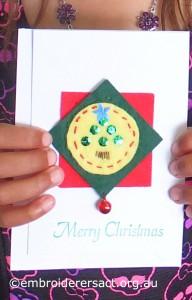 Xmas Card by Chevonne