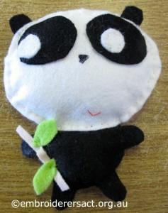 Elanor Panda 2 Feb 2015