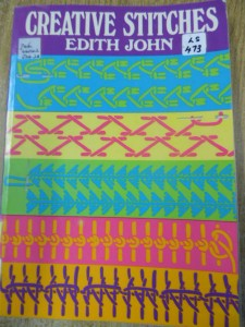 Creative Stitches by Edith John